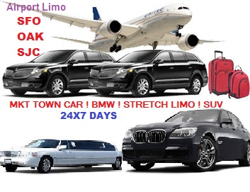 Bay Area Airport Limo Service
